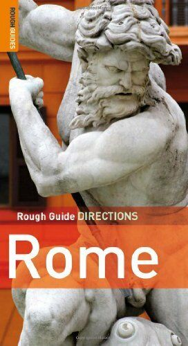 Rough Guide Directions Rome (Rough Guide Pocket Rome) By Martin Dunford