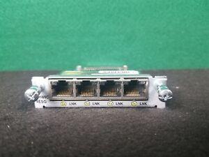 EHWIC-4ESG-Cisco-Enhanced-HWIC-4-port-Gigabit-RJ-45-Ethernet-QTY-Available