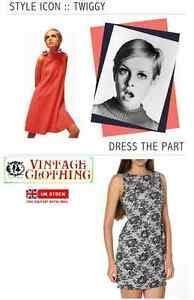 85cee1c8998 Image is loading LADIES-VINTAGE-FLOWER-SMART-SHIFT-DRESS-60s-MOD-