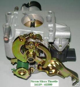 CORPO-FARFALLATO-CARBURATORE-Nissan-Micra-K11-NEU-1-0-1-3-1992-1999