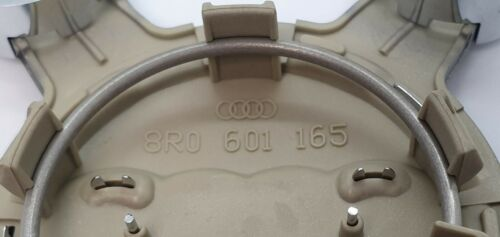 Genuine AUDI Q3 Q5 A3 A4 A5 A6 S3 S4 Spoke Alloy Wheel Centre Cap 8R0601165