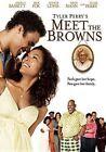Tyler Perry S Meet The Browns 0031398235934 DVD Region 1 P H