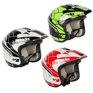 Spada Edge Chaser Trials Helmet