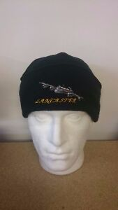 RAF-ROYAL-AIR-FORCE-LANCASTER-BOMBER-KNITTED-HAT