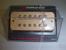 DIMARZIO DP210 The Tone Zone P90 Guitar Pickup - CREME