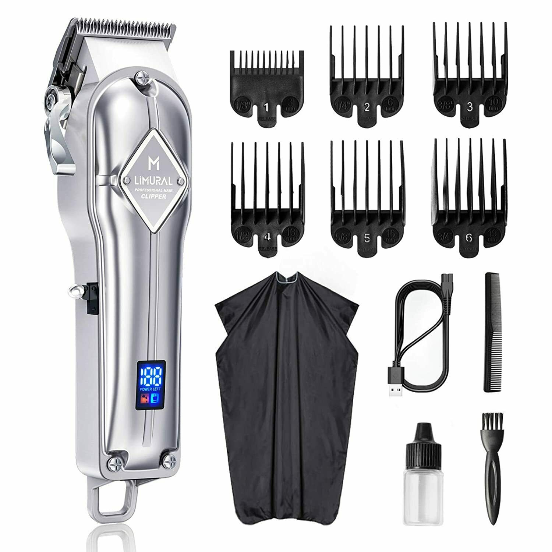 Profi Haarschneider Haarschneidemaschine Barttrimmer Rasierer Bartschneider Akku