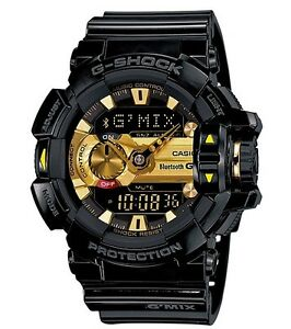 Casio-G-Shock-GBA400-1A9-G-MIX-iOS-Android-Bluetooth-Black-Gold-COD-crzyj
