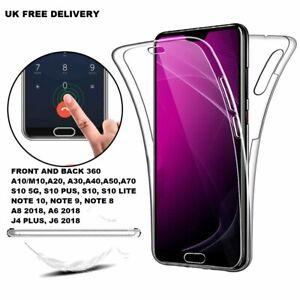 Pour Samsung Galaxy S10 S9 S8 PLUS S6 S7 EDGE 360 ° hybride antichoc Case Cover