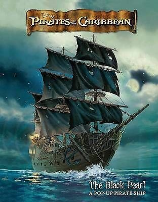 1 of 1 - Pirates of the Caribbean: the Black Pearl : a pop-up pirate ship by Rich