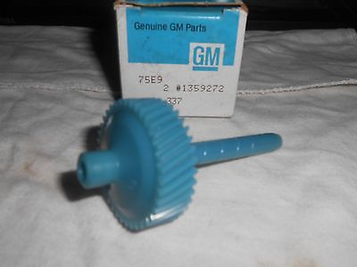 GM # 1359272 38 Tooth Speedometer Gear New
