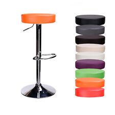 Barhocker Orange 2x barhocker orange kunststoff höhenverstellbar ebay