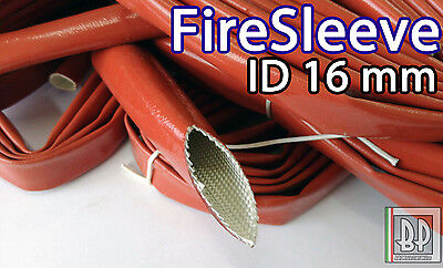 1 metre HILFLEX-HRS 10mm Fire Sleeve Braid Flame Heat Reflective Shield