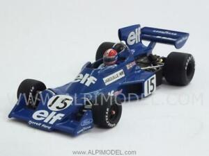 Tyrrell Ford 007 F1 1975 J.p.jabouille 1:43 Minichamps 400750015