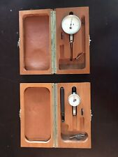 Alina M31 And M32 Dial Test Indicator Lot In Box Swiss Machinist 0001 Res