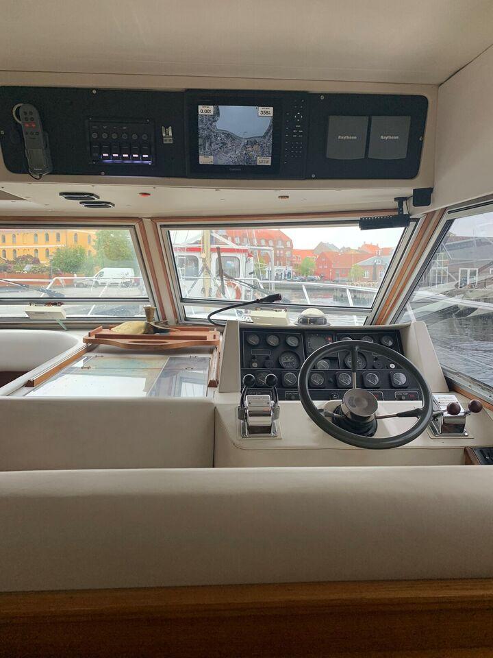 Princess 55, Motorbåd, årg. 1990