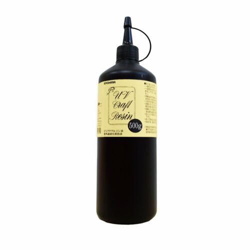 55g or 500g Japan Kiyohara Graft Gallery UV Craft Resin Solution 5g 25g