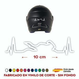 PEGATINA-CARDIOMOTO-10CM-STICKER-PARA-CASCO-MOTO-COCHE-VINILO-CARDIO-MOTO-DECAL