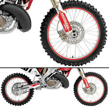 Stripes KIT for RIMs 18/19 21 Honda CR CRF 125 250 450 cr250 Stickers Decals