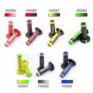 7-8-034-22mm-Motorcycle-Hand-Grips-Handle-Bar-Pit-Pro-Dirt-Bike-CRF-KLX-TTR-RM-SSR