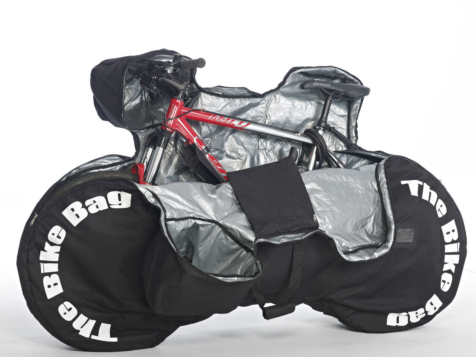 NEW Fantastic  LARGE  Padded Bike Bag - Fits a Mountain Bike  affordable