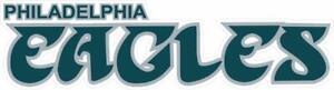Philadelphia Eagles Decal ~ Car / Truck Vinyl Sticker - Wall Graphics, Cornholes