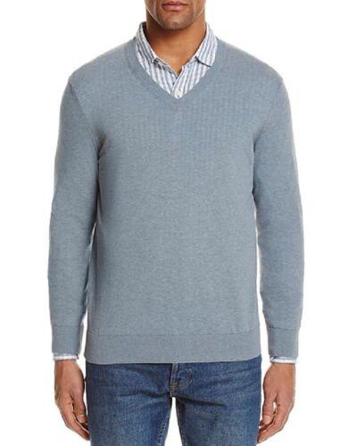 Bloomingdale's los cuello suéter de algodón 190089266913 118 pico talla Xl de en el con Msrp hombres La tienda de 81FOqEEw