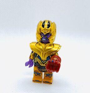 USA seller Bendy Gold mini figure custom minifigure
