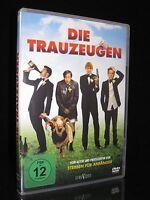 DVD DIE TRAUZEUGEN - KOMÖDIE AUSTRALIEN - Produzent von STERBEN FÜR ANFÄNGER NEU