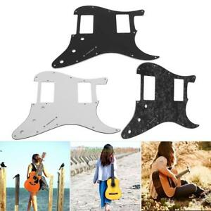 3ply-Custom-Strat-Pickguard-Panel-with-HH-Layout-Parts-Electric-Parts-for-Guitar