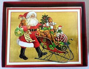 "NIB 15 Caspari Christmas Cards Boxed - ""All of my favorite ..."