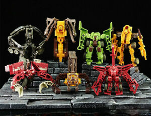 HASBRO-TRANSFOR-MAN-DEVASTATOR-COMBINE-7-ROBOT-TRUCK-CAR-ACTION-FIGURES-KIDS-TOY