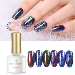 BORN-PRETTY-UV-Gel-Chameleon-Glitter-6ml-Soak-Off-Nail-Art-Gel-Polish
