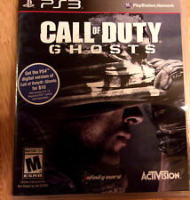 Call of Duty ,  Ghost--Sony playstation 3 Game
