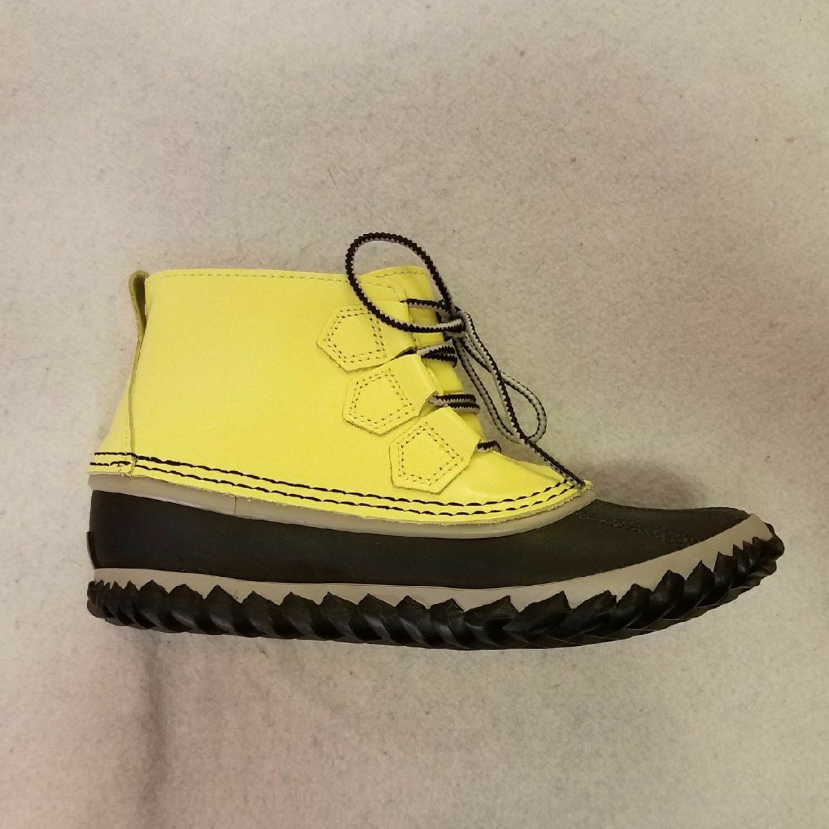 Sorel Damenschuhe Rain Stiefel 6 Yellow Out N About New Zest Dove New About in Box #NL2511-731 848418