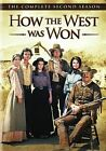 How The West Was Won Complete Second 0883929409600 DVD Region 1