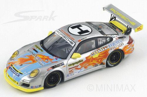 SPARK Porsche 997 GT3 Cup  33 Carrera Cup Asia 2010 Champio Class B SA003 1 43