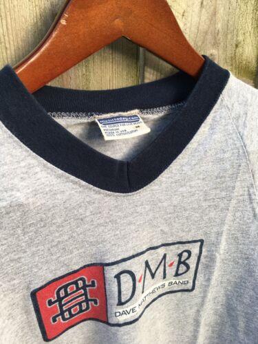 Vintage Dave Matthews Band DMB Long Sleeve Shirt M