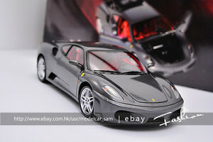BBR 1:18 ferrari F430 set limit to 1008 grey | eBay