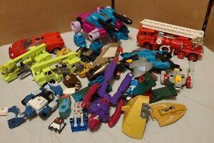 Transformers G1 Parts Lot