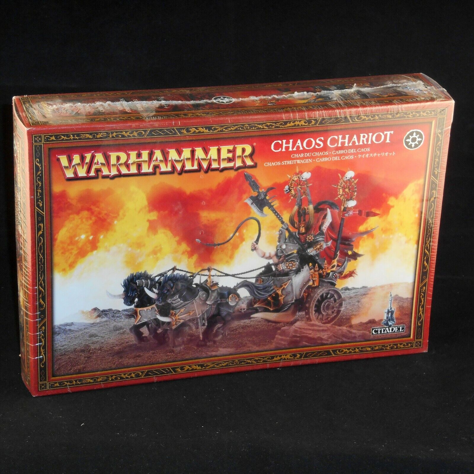 Chaos Chariot Slaves to Darkness Warhammer Age of Sigmar 83-11