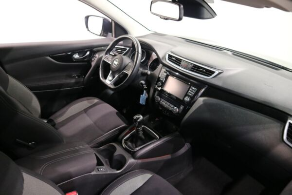 Nissan Qashqai 1,5 dCi 110 Acenta Connect - billede 5