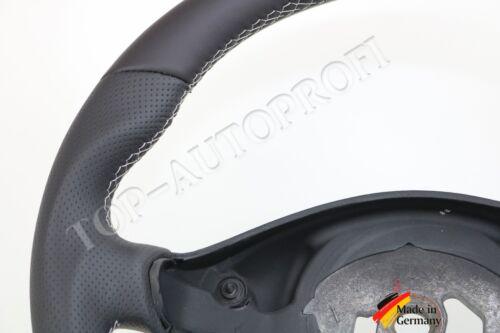 Tuning Mercedes Sprinter w906 Cuir Volant Nouveau réfèrent camping-car aplatie
