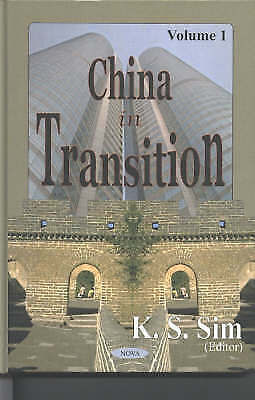 China in Transition: v. 1, , New Book