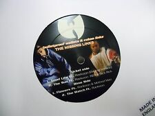 Bulletproof Wallets & Cuban Links [Raekwon RZA Method Man Wu Tang] 12 Inch VG+