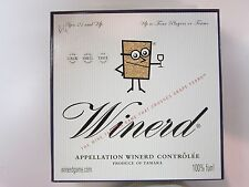 Winerd Wine Nerd Trivia Blind Taste Tasting Adult Board Game Drinking Enthusiast