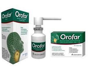 OROFAR-infections-of-the-oropharyngeal-cavity-pharyngitis-laryngitis-sore-throat