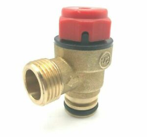 Vokera-Linea-One-amp-Flow-28-Pressure-Relief-Safety-Valve-10025055-R10025055