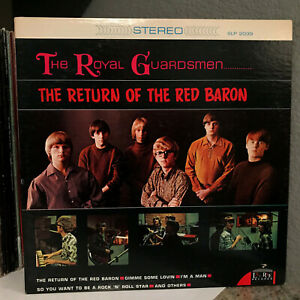 "ROYAL GUARDSMEN - Return Of The Red Baron (SLP 2039) - 12"" Vinyl Record LP - EX"