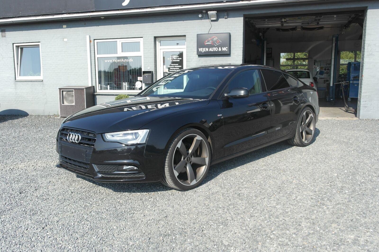 Audi A5 3,0 TDi 245 SB quattro 5d