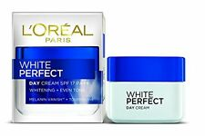 Loreal Paris White Perfect,Fairness Control Moisturizing Day Cream 50ml SPF 17